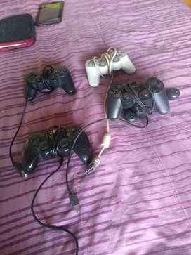 Controles play y pc