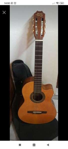 Guitarra Gracia Wilde Luxe Eq