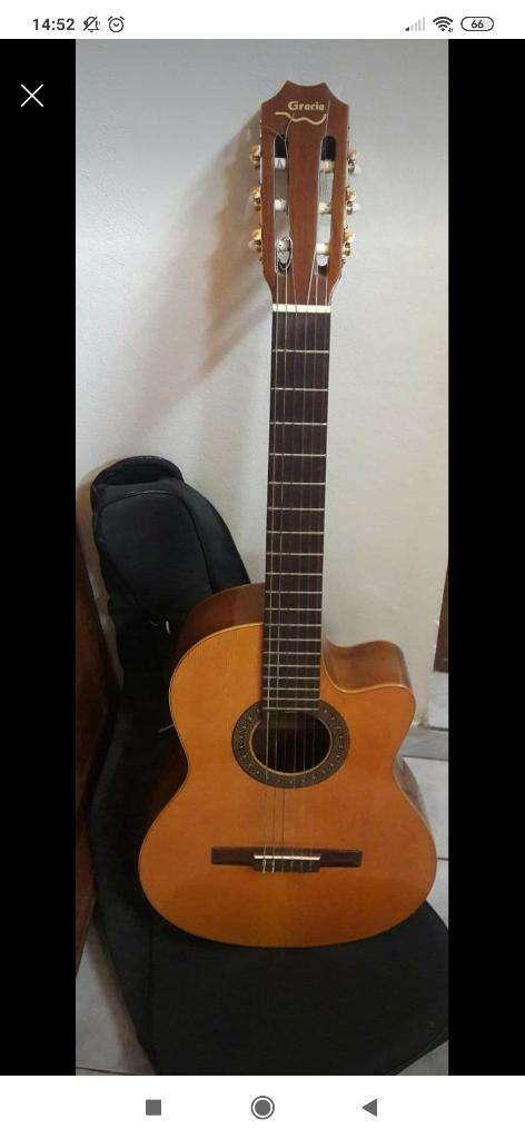 Guitarra Gracia Wilde Luxe Eq 0