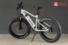 Bicicleta Eléctrica Okionoi Fat tire