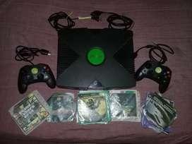 Xbox Clásico con todo!