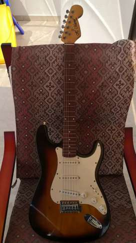 Guitarra electrica H. Marvin