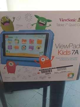 Tablet 7 quad Core Viewsonic