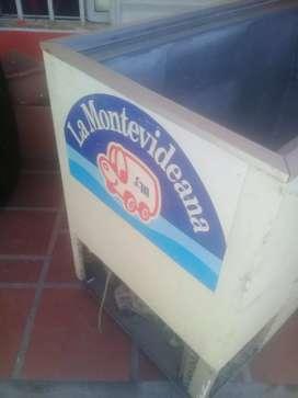 Vendo frizer de helados