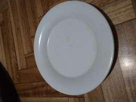 plato para horno electrico diametro 22,8 cms