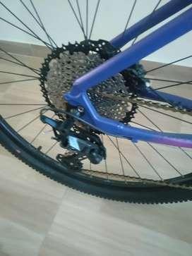 Bicicleta MTB gw ocelot