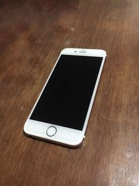 iPhone 6s de 128Gb impecable!