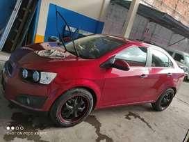 Vendo Chevrolet Sonic 2014