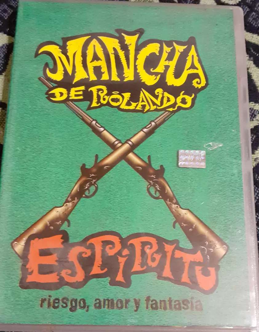 DVd Marcha de Rolando 0
