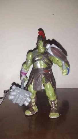 Figura Hulk Ragnarok Articulada