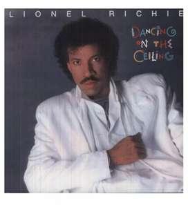 Rock Vinilo LP Lionel Richie - Dancing in The Ceiling