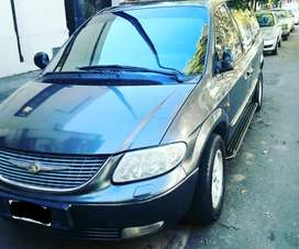 Chrysler Grand Caravan 3.3 limited con GNC full