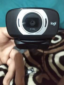 Camara webcam full HD 1080 como nueva