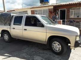 NISSAN FRONTIER DOBLE CABINA 98