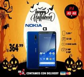 Nokia c3 32gb