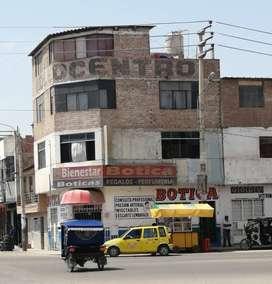 SE VENDE LOCAL COMERCIAL EN CHICLAYO