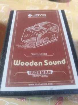 Vendo simulador acustica