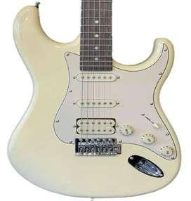 Guitarra Tagima TG540 OWH E WH Eléctrica Blanco