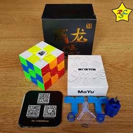 Cubo Rubik Weilong Gts V3 Magnetico Gts3m Moyu Stickerless