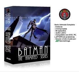 Batman Serie Animada Completa