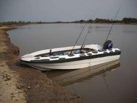 OPORTUNIDAD,VENDO FISHING 430 IMPECABLEE.