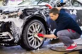 Se nesecita  personal  para car wash