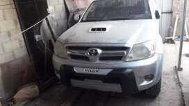 HILUX 4X4 SRV AT 2007