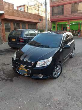 Vendo aveo emotion md 2011 mtr 1600 excelente estado