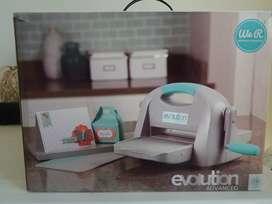 Vendo Evolution advance ( máquina de embossing)
