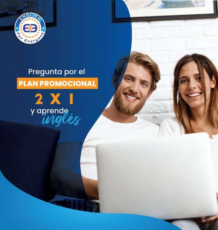 Capacitación del idioma inglés virtual online en tiempo real y presencial 0