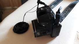 Camara Nikon Coolpix 810