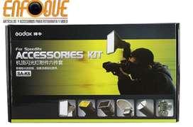 Kit de Difusores para Flash