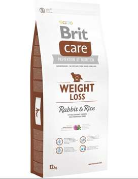 BRIT CARE WEIGHT LOSS 12KG CONEJO