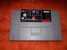 Snes Star Gate