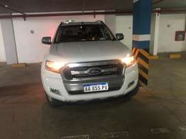 Ford ranger limited at 4x4 2017