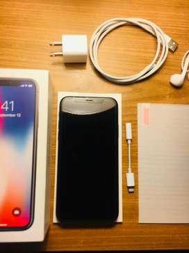Vendo Iphone X 64 gb / Space  Gray libre fabrica