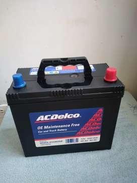 Vendo batería  acdelco 650 amperios nueva
