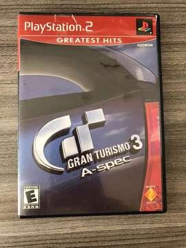 Juego Gran turismo 3 para PlayStation 2