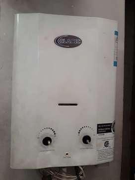 Calentadores  agas y electricos