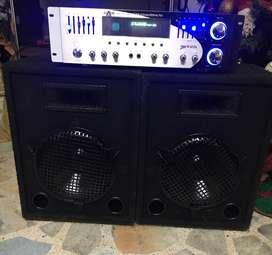Vendo amplificador Alson de spain