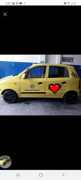 Vendo Taxi Atos 2006