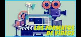 Edicion de vídeos