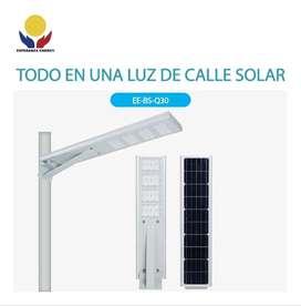 Luz Solar Ee-bs-q30 120w 4500lumenes