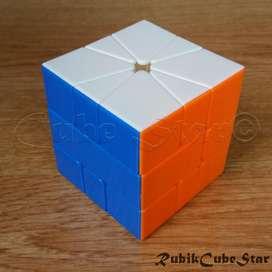 Cubo Rubik Square One Volt Qiyi X Man Speedcube stickerless