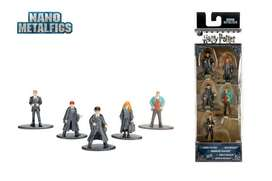 Jada Nano Metalfigs - Harry Potter 5 Pack Figure Collectors Sets (2 surtidos).