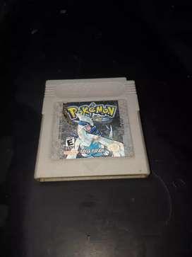 Nintendo Pokemon Plata original usa