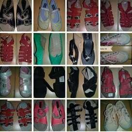 Vendo lote de calzados nuevos, hay 500 pares
