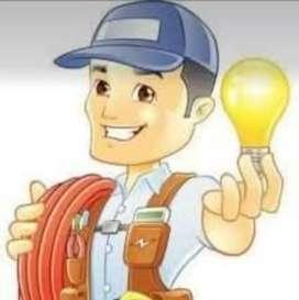 Electricistá dímiciliario y comercial
