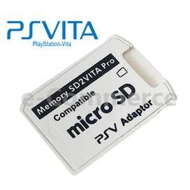 Adaptador Sd2vita Memoria Micro Sd Ps Vita Adaptador Sd PS Vita