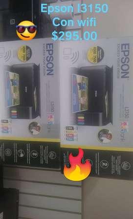 Impresora nueva epson l3150